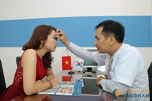 Điều trị mụn thịt quanh mắt11