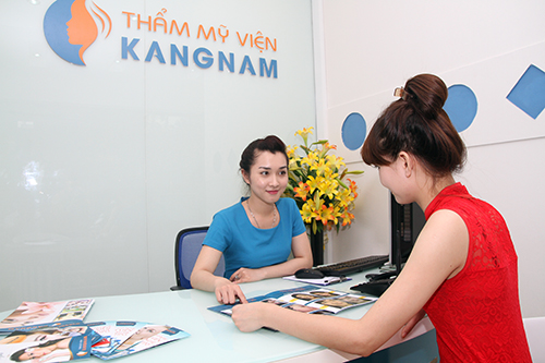 Tẩy lông mặt vĩnh viễn tại Kangnam10