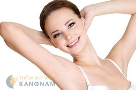 Tẩy lông mặt vĩnh viễn tại Kangnam3
