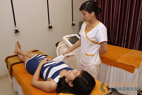 Tẩy lông tay vĩnh viễn tại Bệnh viện thẩm mỹ Kangnam