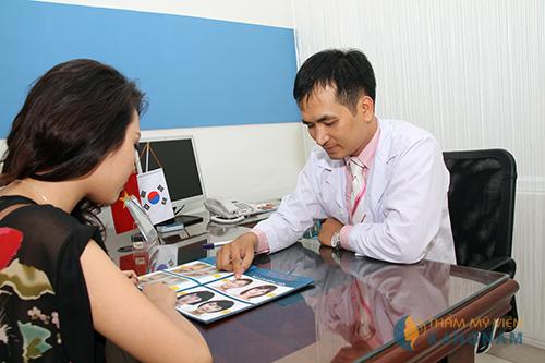 Trị sẹo lồi hiệu quả đến 99 % tại Kangnam11