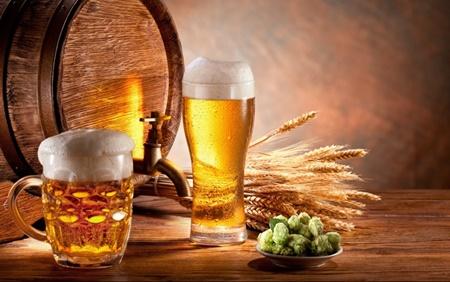 Cách làm trắng da nhanh nhất trong 3 ngày bằng bia
