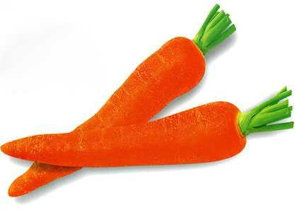 Mặt nạ trị tàn nhang từ cà rốt