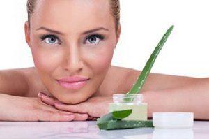 Công thức căng da mặt tự nhiên giúp trẻ hóa da với nha đam