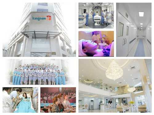 bệnh viện thẩm mỹ kangnam có uy tín không